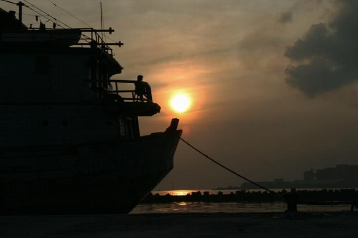 Sunda Kelapa Sunset_1