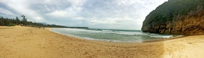 Pantai Lampuuk 1