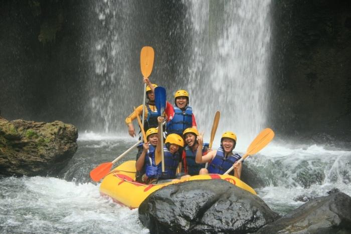 Rafting Sungai Pekalen 3