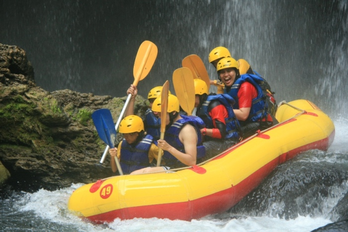 Rafting Sungai Pekalen 4