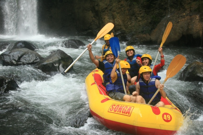Rafting Sungai Pekalen 5