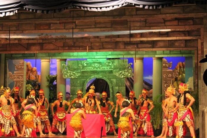 Wayang Orang Bharata 1